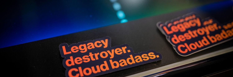Cloud Badass - Azure-webinaari