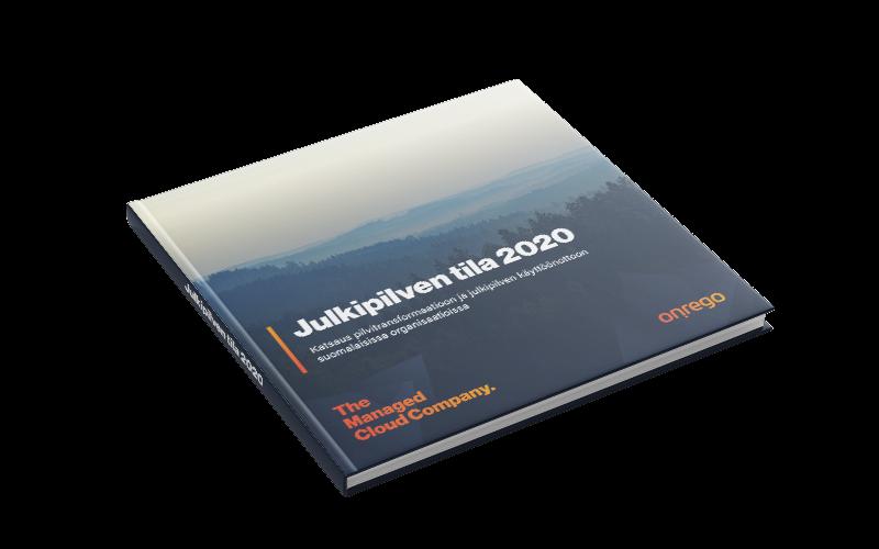Julkipilven tila 2020 - lataa raportti