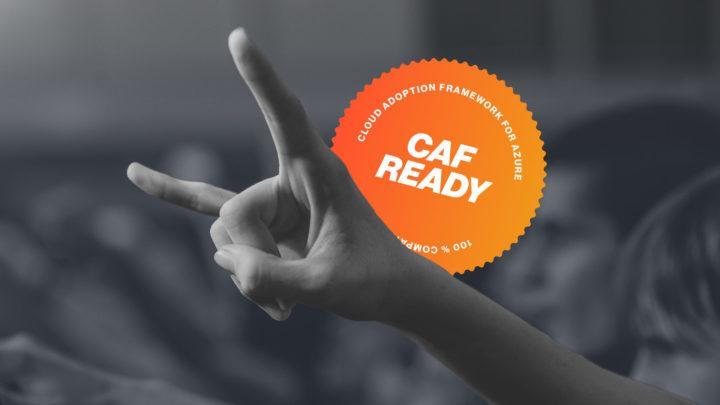 Onrego on virallisesti Microsoftin CAF Ready -kumppani